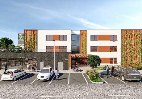 Fotka galérie Vizualizácie bytových domov - 6